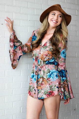 Wander Days Romper