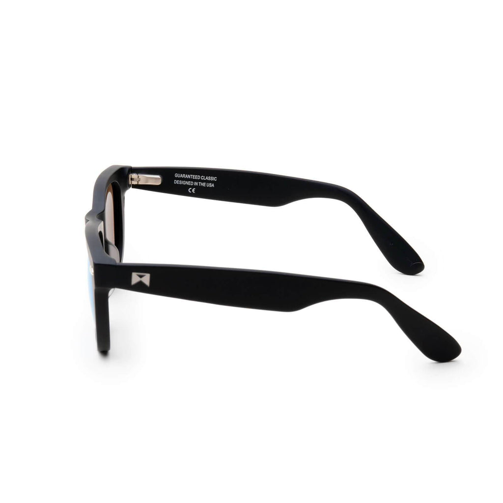 side Polarized / Black Non-Polarized / Black