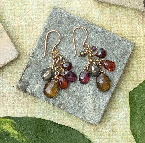 January is for Garnets!