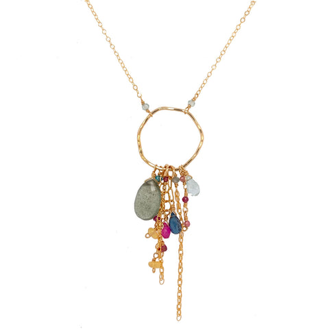 Maelstrom Tassel Necklace