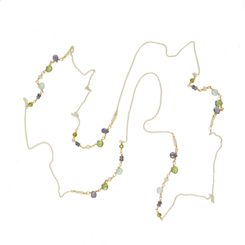Leafy Waist Necklace