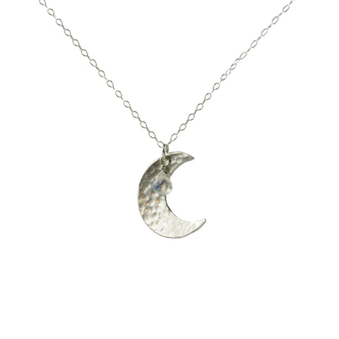 Festival Moon Necklace