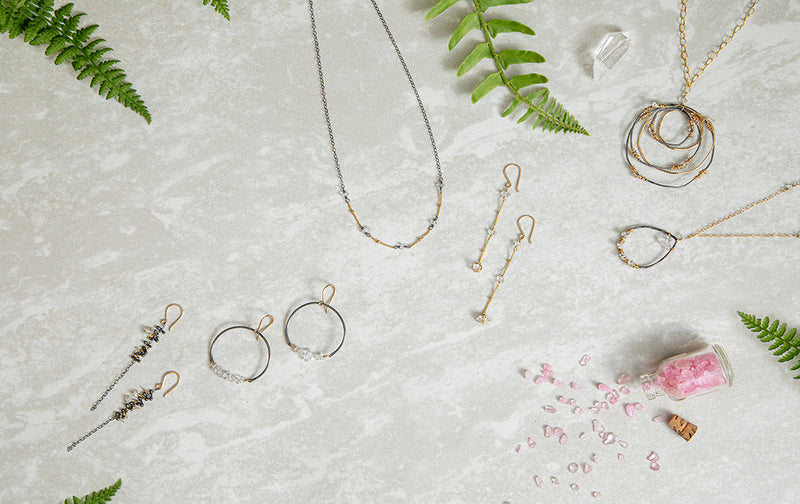 Plethora of Hoops Necklace