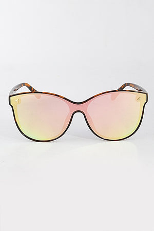 Reflective Bailey Sunglasses