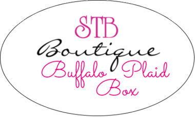 STB Exclusive VIP Buffalo Plaid Box - PREORDER
