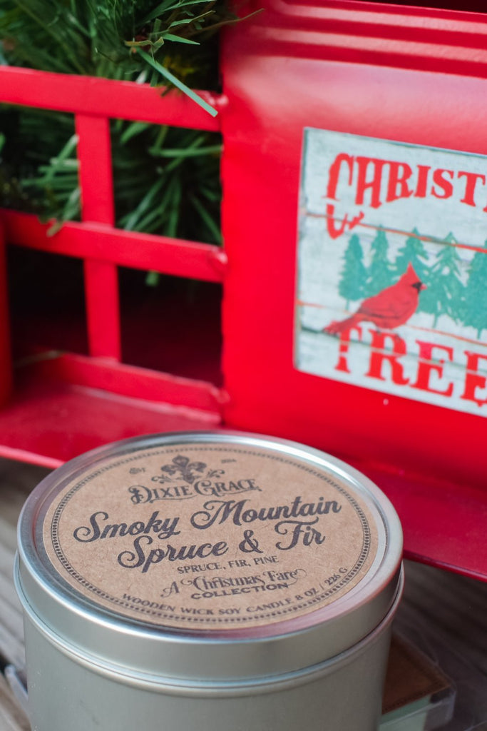 Smoky Mountain Spruce & Fir Candle