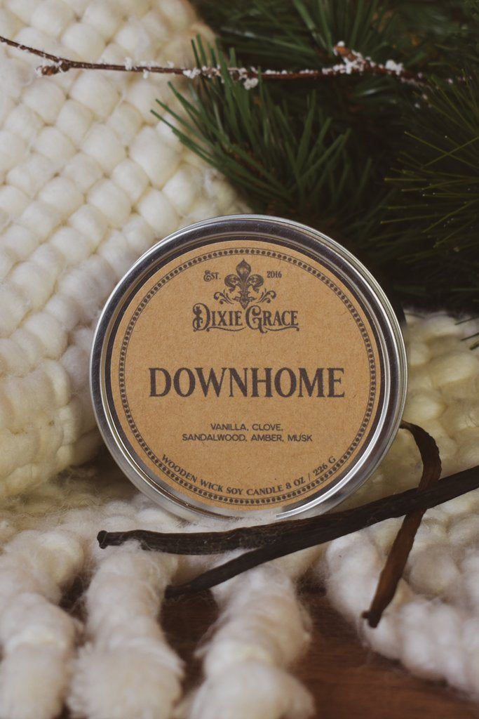 Downhome Candle
