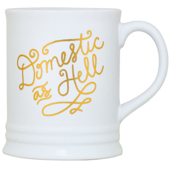 Domestic As Hell Mug