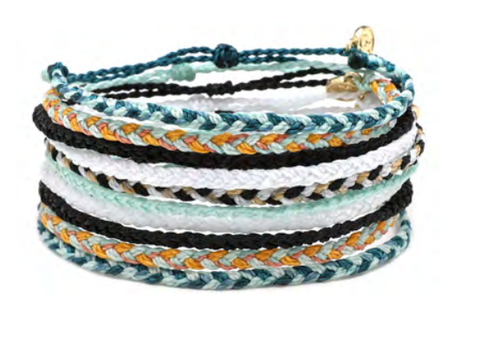 Mini Braided Pura Vida Bracelet