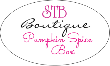 STB Exclusive VIP Pumpkin Spice Box - PREORDER