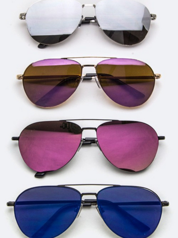 Riviera Aviator Sunglasses