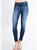 KanCan Faded Holly Skinny Jeans