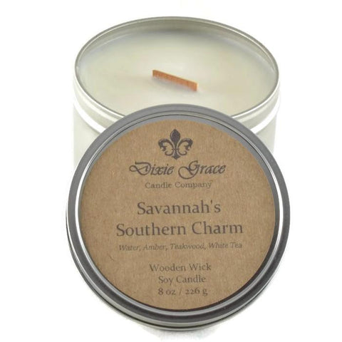 Savannah's Southern Charm Candle