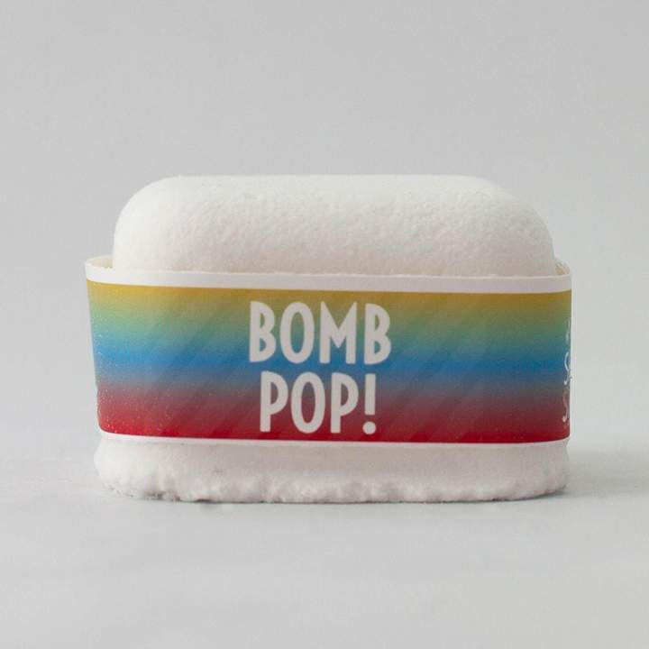 Bomb Pop! Shower Steamer