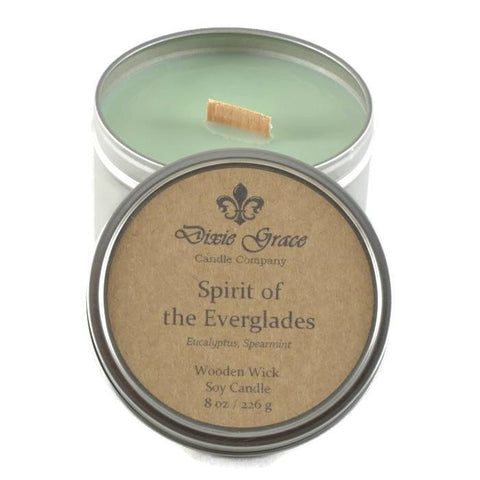 Spirit of the Everglades Candle