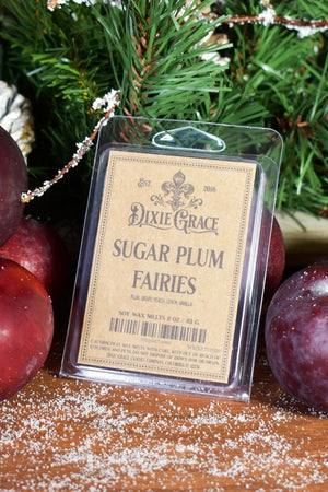 Sugar Plum Fairies Wax Melt