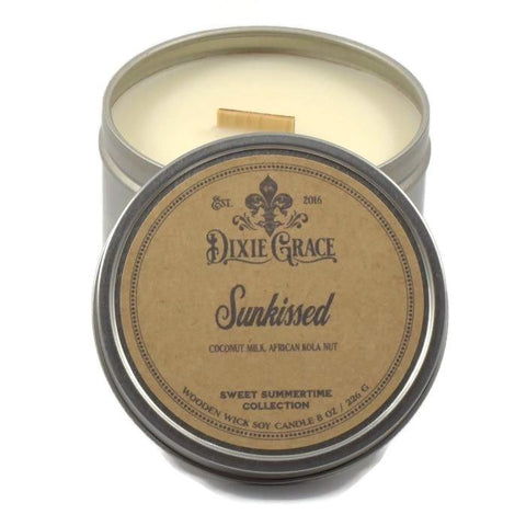 Sunkissed Candle