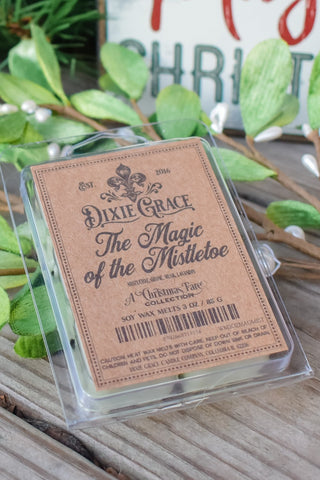 Magic of the Mistletoe Wax Melt