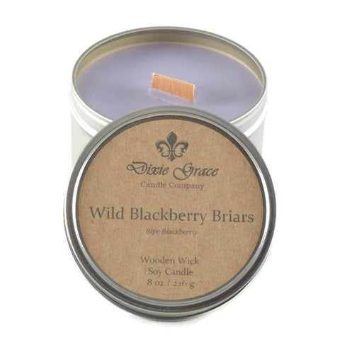Wild Blackberry Briars Candle