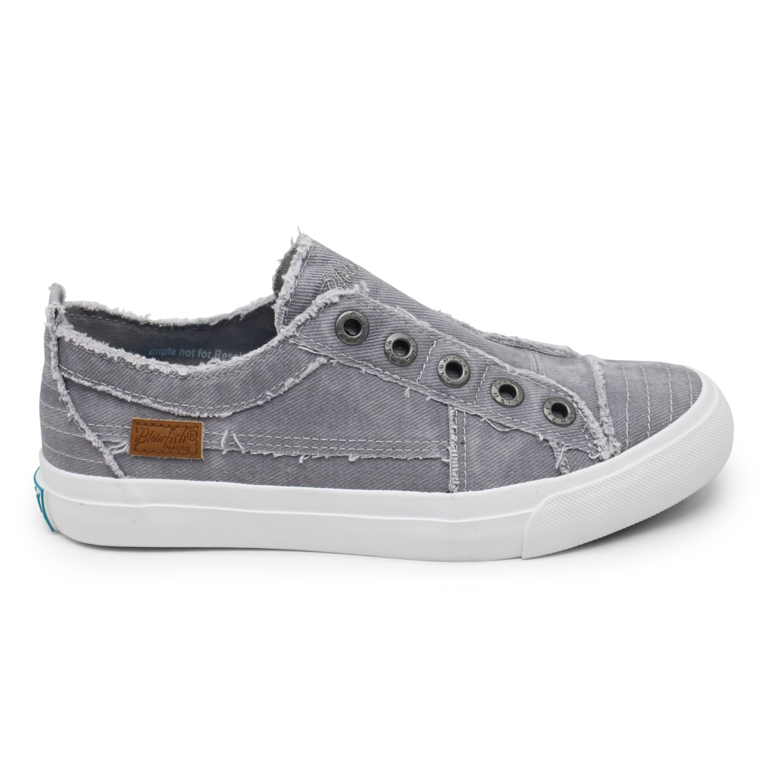 light gray blowfish play sneakers