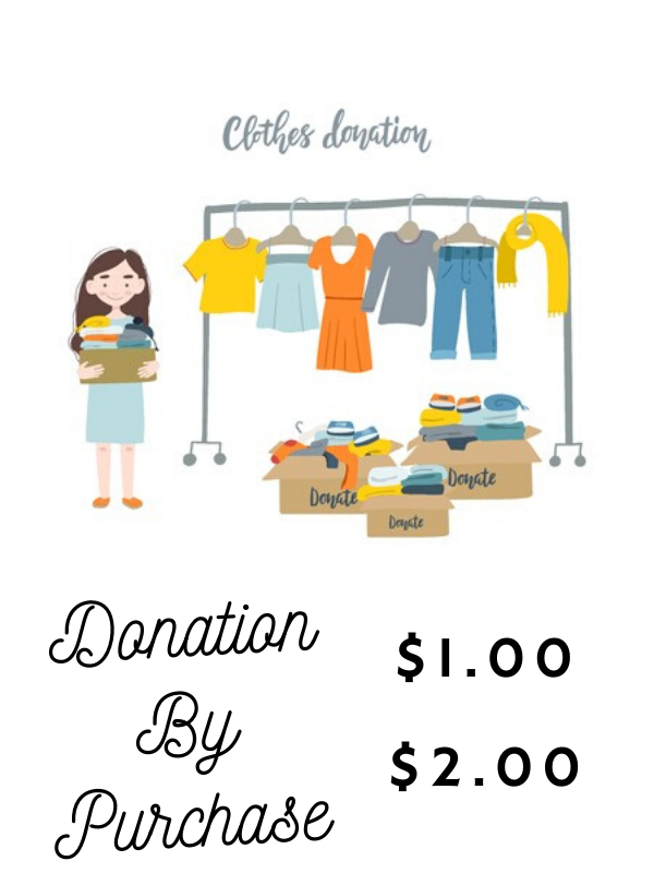 Donation By Purchase