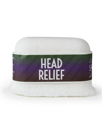 Head Relief Shower Steamer