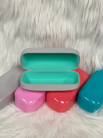 2 Tone Sunglasses Case