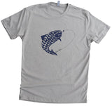 Fish Idaho Unisex Graphic Tee