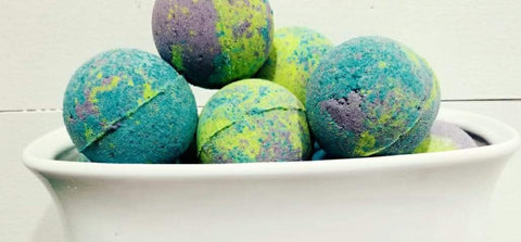 Seaberry Bath Bombs
