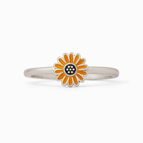 Sunflower Pura Vida Ring