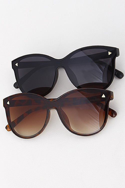 Tinted Bailey Sunglasses