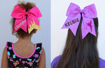 Personalized Disney Hair Bows | 5 Designs!