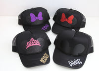 Youth Magical Vacation Trucker Hats