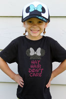 Magical Hat Hair Don't Care Shirts | 3 Designs