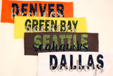 Custom Adult Sports Fan Headbands