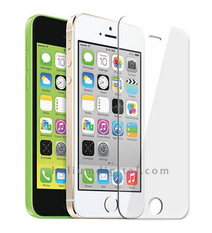 Tempered Glass Screen Protection for iPhone 5/ 5C/ 5S/ SE