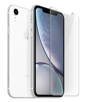 Tempered Glass Screen Protection for iPhone XR