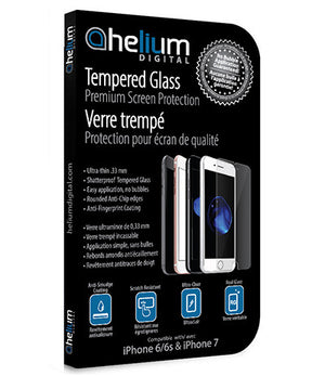 Tempered Glass Screen Protection for iPhone 6/ 6S / iPhone 7/ iPhone 8