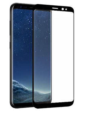 3D Tempered Glass for Galaxy S8+