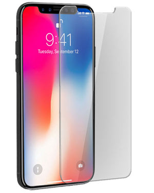 Tempered Glass Screen Protection for iPhone X/ XS