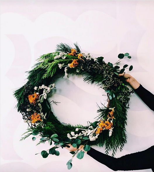 WREATH WORKSHOP THIS SATURDAY, OCT 20!