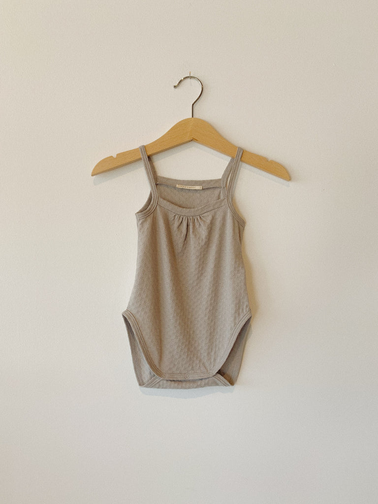 POINTELLE TANK ONESIE - TANE ORGANICS-children-todler-kids-baby-clothing-shopboygirl