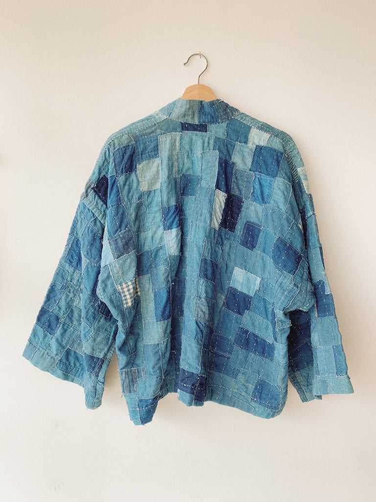 REVERSIBLE INDIGO PATCHWORK JACKET-children-todler-kids-baby-clothing-shopboygirl