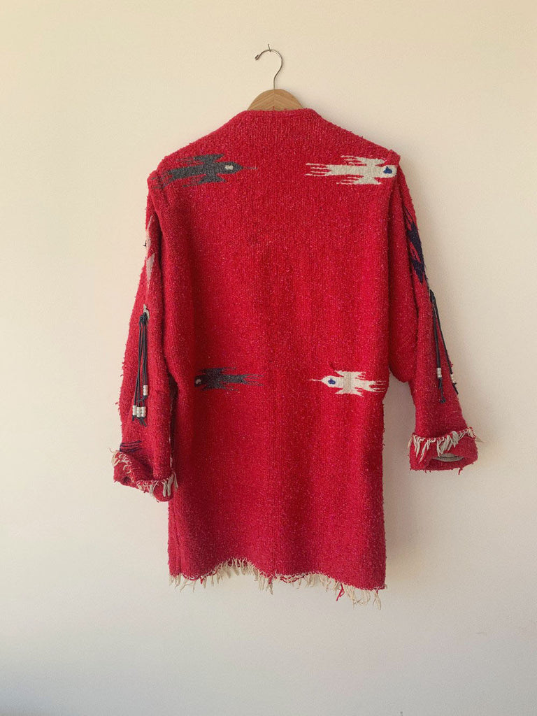 VINTAGE SOUTHWEST BLANKET JACKET