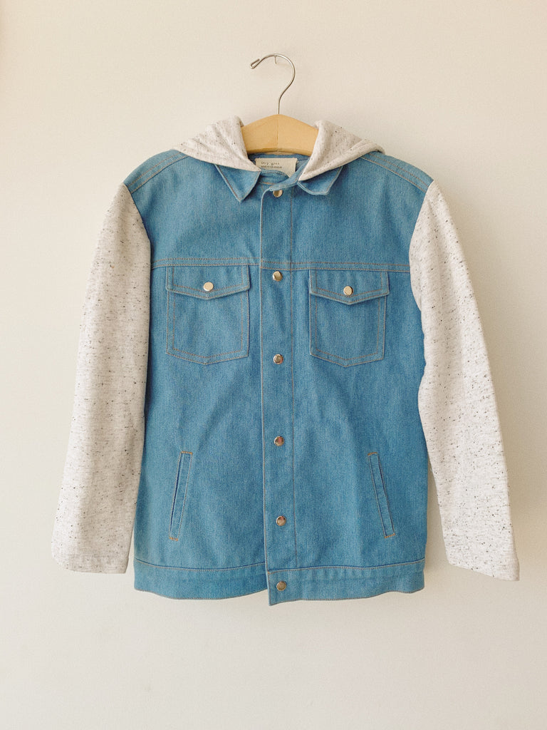 DENIM BAJA JACKET-children-todler-kids-baby-clothing-shopboygirl