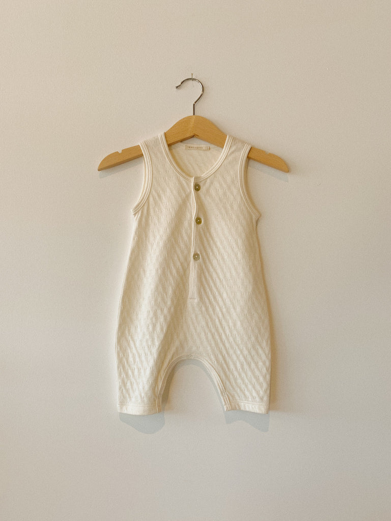 POINTELLE ROUNDED TANK ROMPER - TANE ORGANICS-children-todler-kids-baby-clothing-shopboygirl