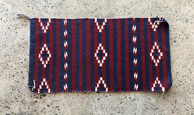 NAVY WOVEN RUG - NAVAJO-children-todler-kids-baby-clothing-shopboygirl