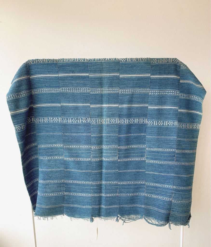 LIGHT BLUE - INDIGO THROW-children-todler-kids-baby-clothing-shopboygirl