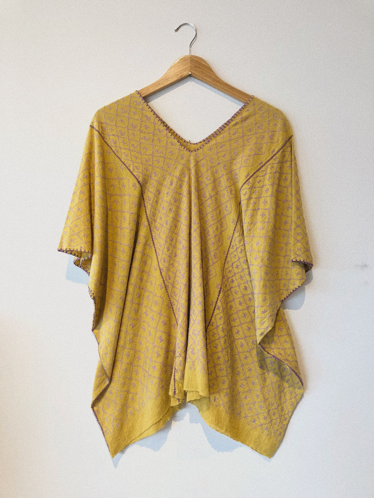 WOMENS V-NECK BLOUSE - GUAT CO-OP-children-todler-kids-baby-clothing-shopboygirl