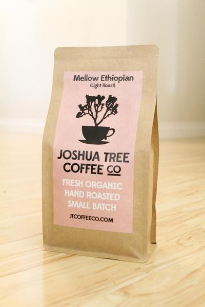 JOSHUA TREE COFFEE - MELLOW ETHIOPIAN 12oz-children-todler-kids-baby-clothing-shopboygirl